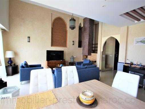 Appartement avec terrasse vue mer dans une résidence de standing